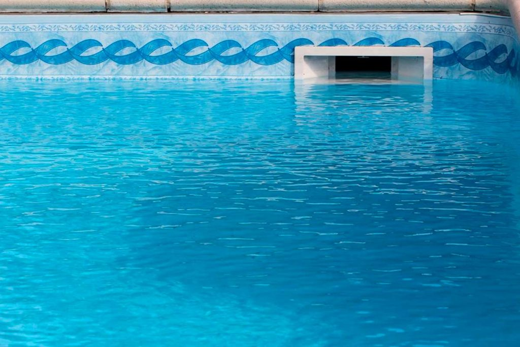 skimmer para piscinas